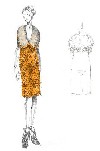 Миучча Прада показала костюмы из «Великого Гэтсби». Изображение № 1.