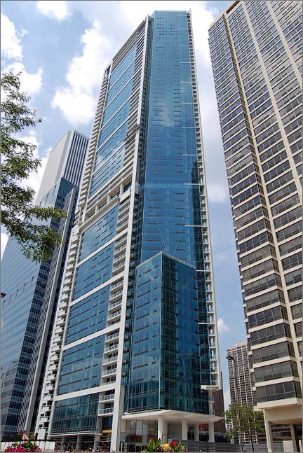 Лучшая десятка «зеленых» небоскребов мира. Изображение № 1.