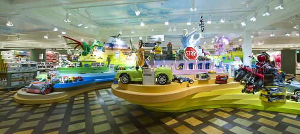 Королевство игрушек в Harrods: место мечты для отчаянных фантазеров. Изображение № 5.
