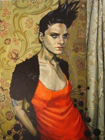 Belinda Eaton. Живые портреты. Изображение № 8.