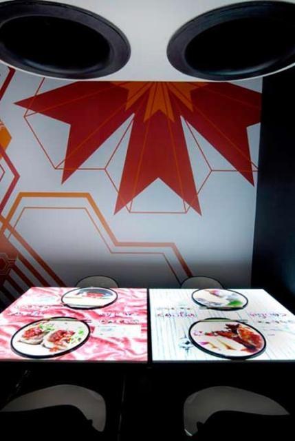 Место есть: Новые рестораны в главных городах мира. Изображение № 133.