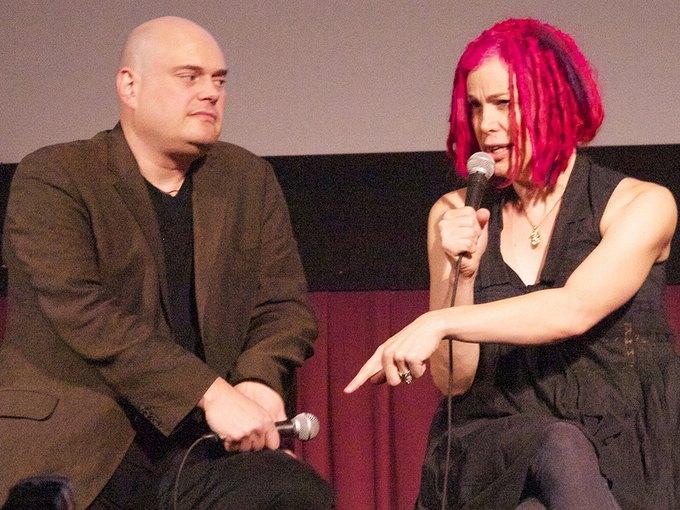 Энди и Лана Вачовски (фото: annaustin @ flickr). Изображение № 1.
