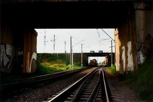 Железная дорога. Изображение № 2.