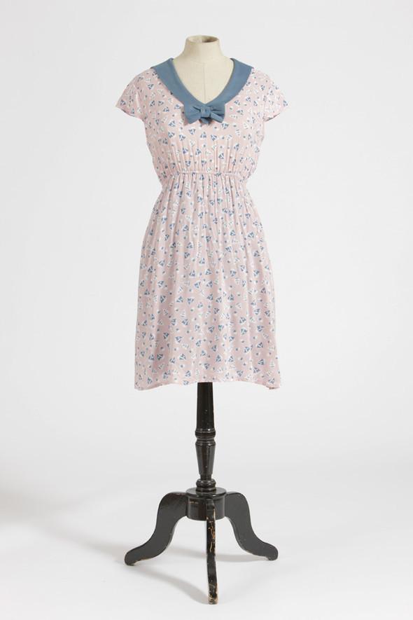 """Коллекция платьев """"Лондонский бутик"""". Изображение № 2."""