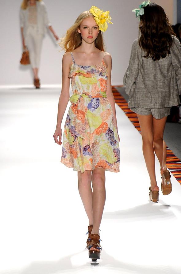 New York Fashion Week Spring 2012: День шестой. Изображение № 21.