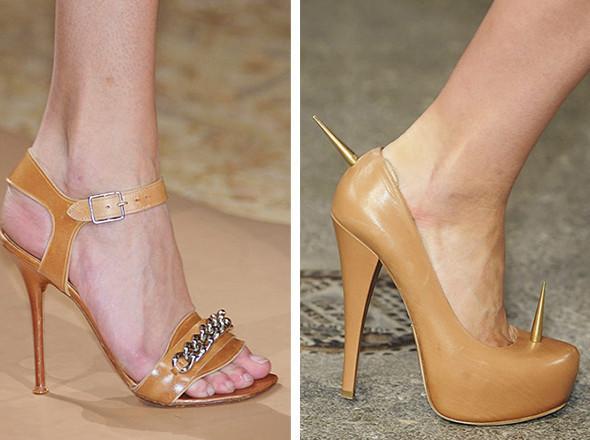 Walking in my shoes: 10 тенденций обуви весны-лета 2011. Изображение № 37.