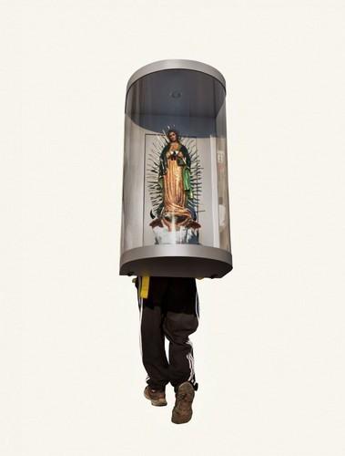 Изображение 5. Арт-портреты мексиканских паломников.. Изображение № 5.