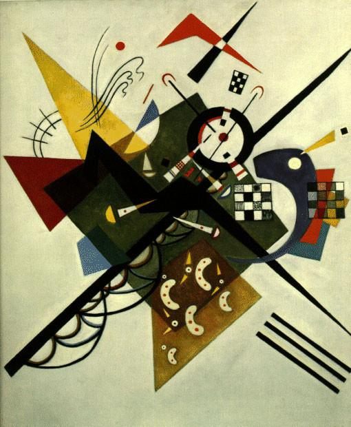 Коллекция работ В.В. Кандинского. Изображение № 55.