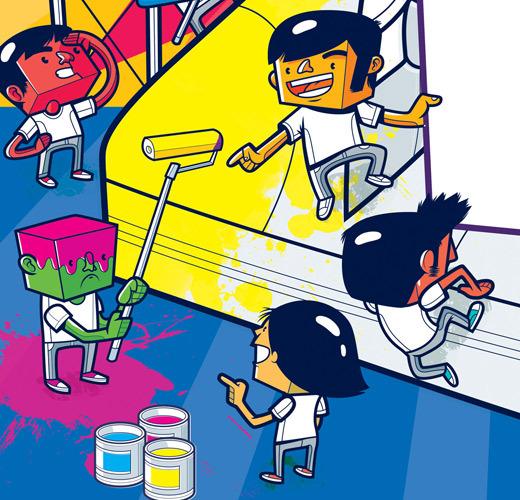 Gabriel Silveira, свободный иллюстратор. Изображение № 43.
