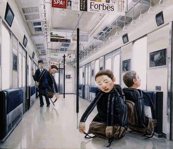 Творчество японского сюрреалиста Tetsuya Ishida. Изображение № 8.