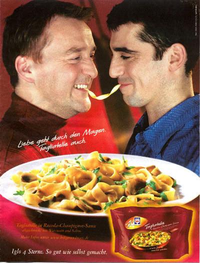 Однополая любовь в рекламе. Изображение № 22.