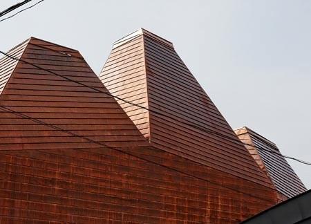 А-ля натюрель: материалы в интерьере и архитектуре. Изображение № 34.