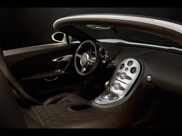 Bugatti Veyron Grand Sport. Изображение № 3.