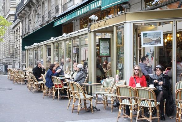 A Paris. Заметки путешественника. Изображение № 5.