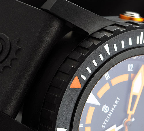Steinhart Triton 100ATM Black. 570 EUR (19% VAT incl.). Изображение № 28.