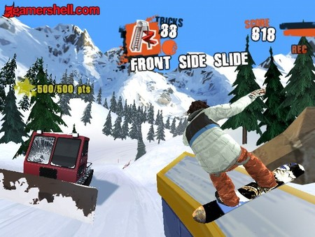 Shaun White Snowboarding. Изображение № 5.