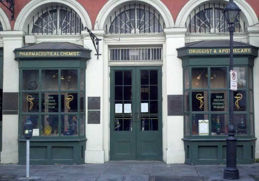 Аптека - музей в Новом Орлеане. Изображение № 25.