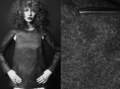 Лукбук капсульной коллекции марки Anna October для Atelier 1. Изображение № 7.