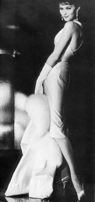 Henry Clarke:фотография haute couture. Изображение № 5.