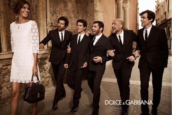 Кампании: Balenciaga, Celine, Dolce & Gabbana и другие. Изображение № 23.