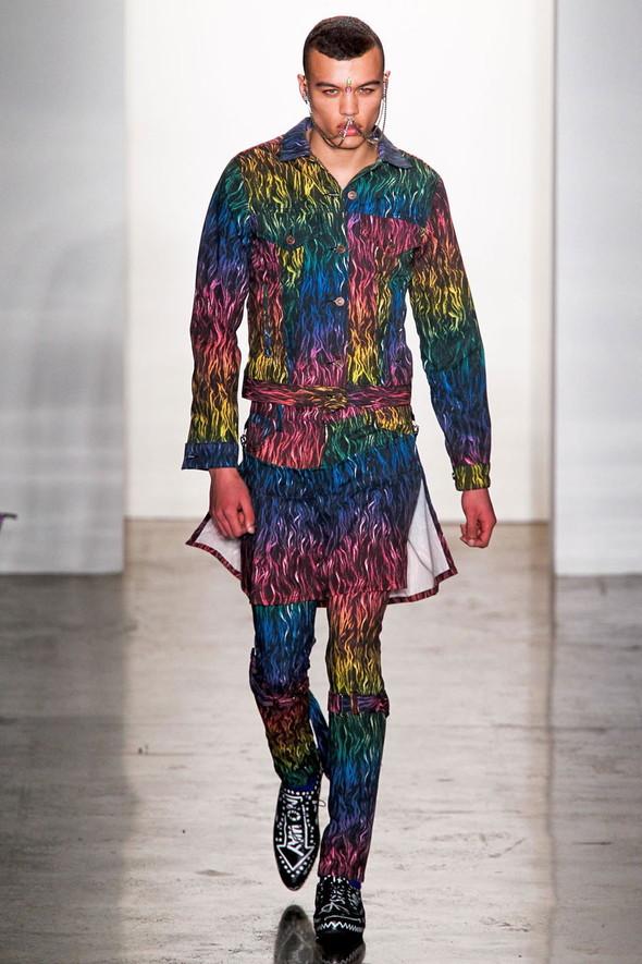 Лукбук Jeremy Scott A/W 2012-13, Женская и мужская коллекции. Изображение № 27.