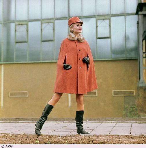 Мода Восточной Германии. Шестидесятые. Изображение № 5.