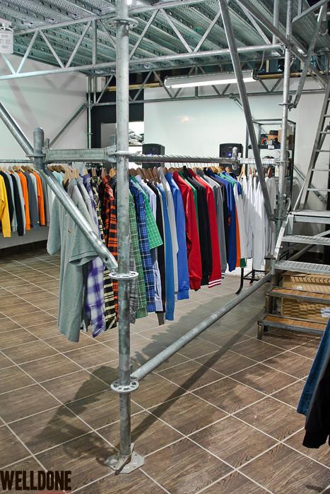 """Новый магазин одежды """"Welldone"""" в FLACON'е. Изображение № 4."""