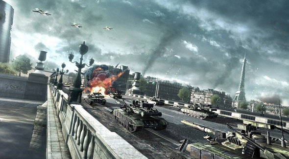 TomClancys EndWar. Последняя война человечества. Изображение № 3.