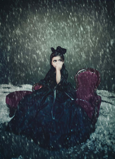Snow White: Модные съемки к выходу «Ледникового периода». Изображение № 34.
