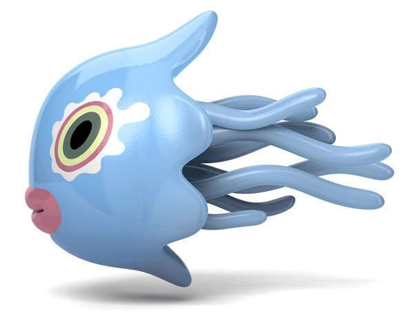 Хироши Йошии иего трехмерный зверинец. Изображение № 6.