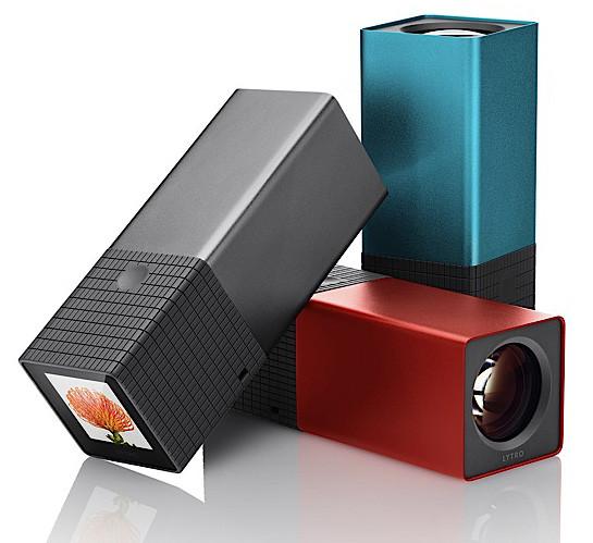 Революционная камера Lytro с постфокусом. Изображение № 1.