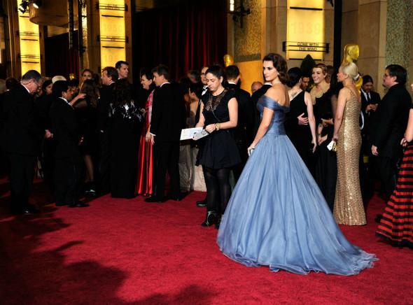 «Оскар»-2012: Красная дорожка. Изображение № 38.