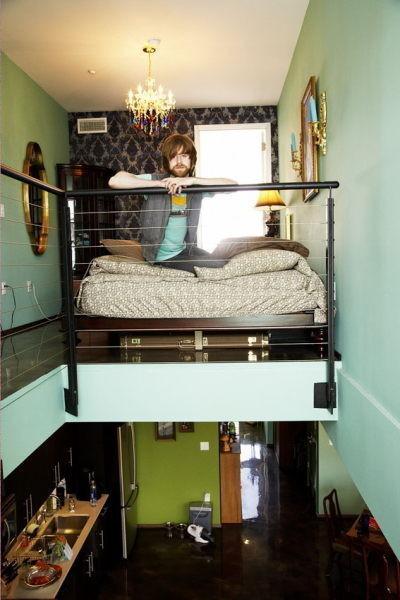 Виртуальные путешествия изодной квартиры вдругую. Изображение № 8.