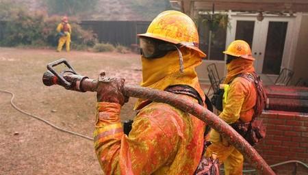 Пожары вКалифорнии. Изображение № 15.