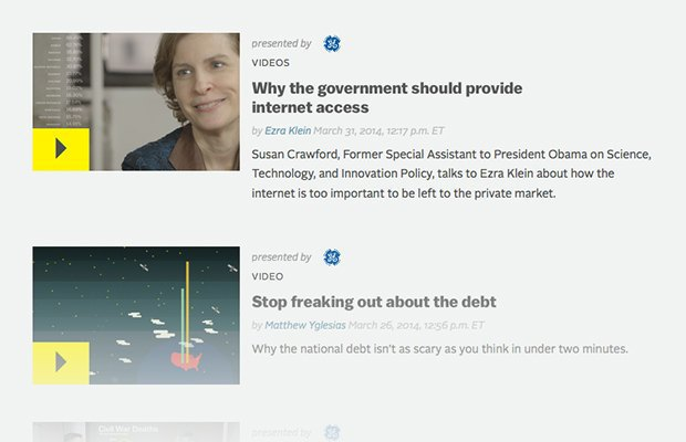 Сайт Vox помогает разобраться в мировых новостях. Изображение № 9.