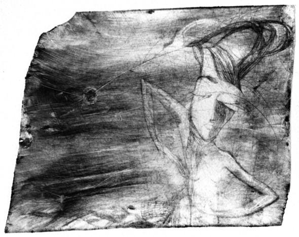 Ручная графика Ирины Сазоновой «Эхо». Изображение № 10.
