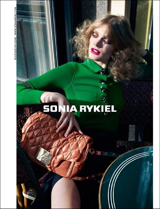 Кампания: Sonia Rykiel FW 2011. Изображение № 2.
