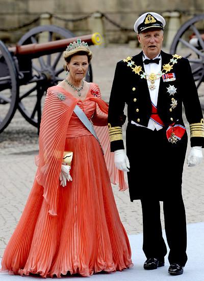 Свадьба шведской кронпринцессы Виктории. Изображение № 30.