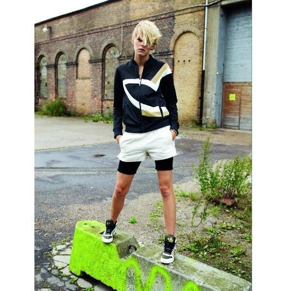 Изображение 5. Блогеры сняли лукбук для Adidas.. Изображение № 5.