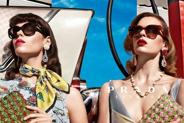 Кампания: Prada SS 2012. Изображение № 15.