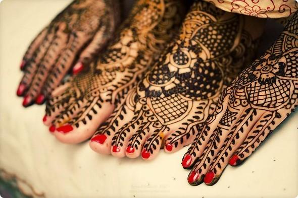 Надя иЧаранджит – Индийская сказка. Изображение № 7.