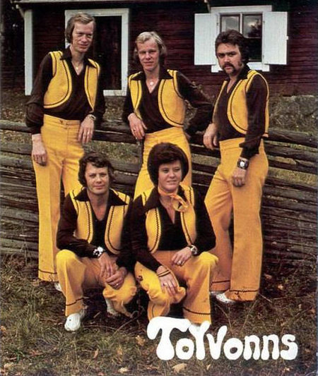 Танцуй, крошка! Шведские dance bands 70-х. Изображение № 21.