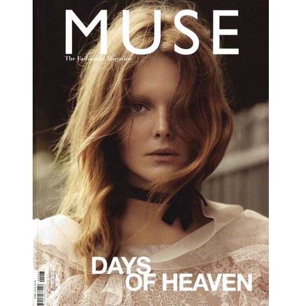 5 новых обложек: Numéro, Muse, Russh и другие. Изображение № 4.
