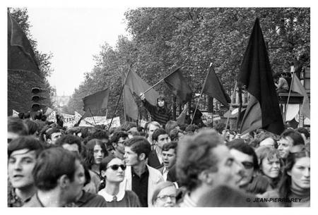 Jean-Pierre Reyвзгляд намай '68. Изображение № 31.