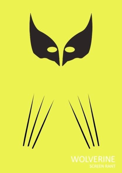 Минималистичные супергерои. Изображение № 5.