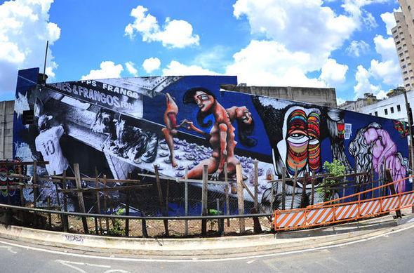 Изображение 2. Девушка с улиц Сан-Паулу.. Изображение № 1.