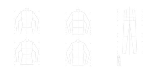 Блокноты Pandor для дизайнеров одежды. Изображение № 2.