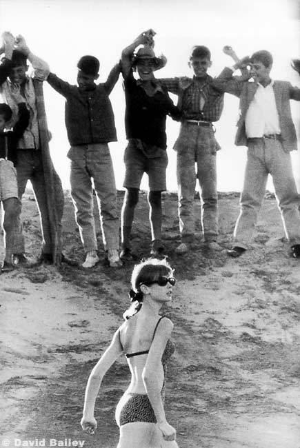 Легенда «заводных 60-х» Дэвид Бэйли. Изображение № 8.