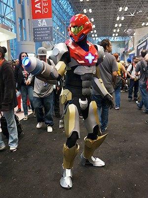 Как прошёл гик-фестиваль NYC Comic-Con  в Нью-Йорке. Изображение № 25.