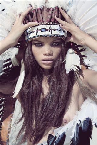 Carmen S. Exotic beauty. Изображение № 14.